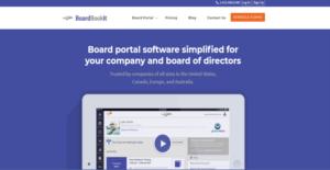 Logo of BoardBookit