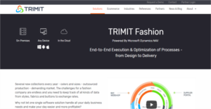 Logo of TRIMIT Fashion