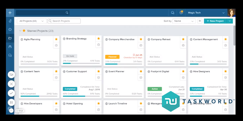 15 Best Project Management Tools For Virtual Teams