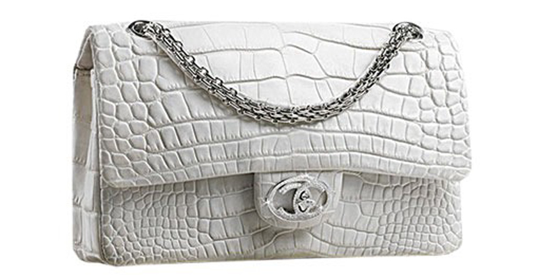 chanel diamond forever handbag