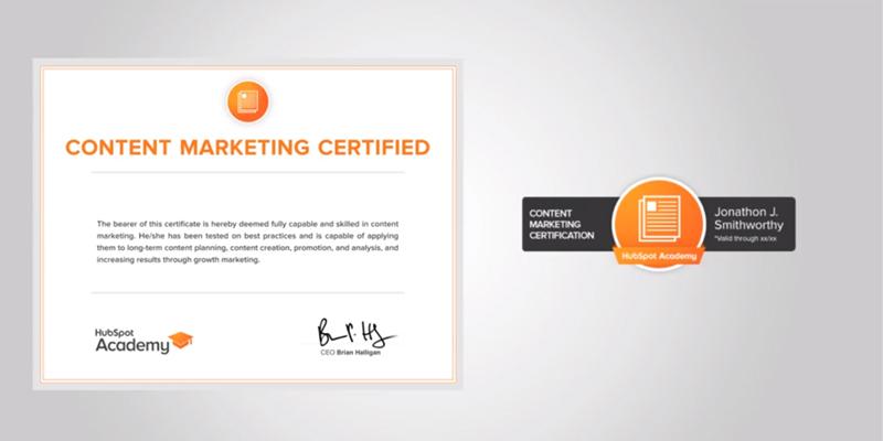 What Is HubSpot Certification? - Financesonline.com