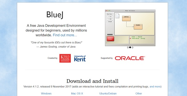 BlueJ Reviews: Overview, Pricing and Features