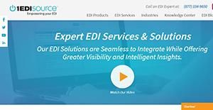 Logo of EDI HQ