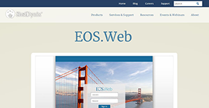 Logo of EOS.Web