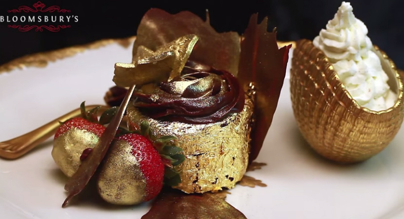 The World S 10 Most Expensive Desserts Diamond Fruitcakes