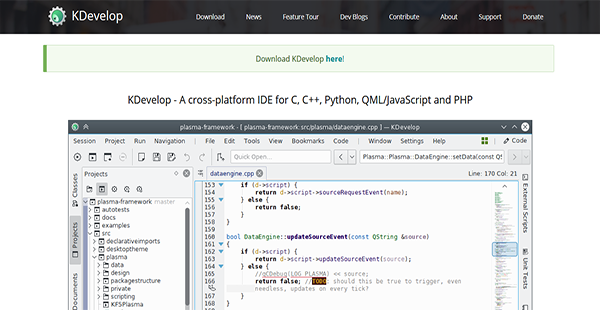 KDevelop Reviews: Overview, Pricing and Features
