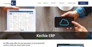 Logo of Kechie ERP
