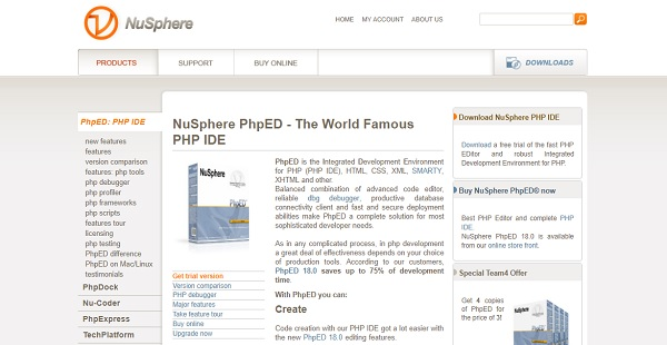 NuSphere PHP IDE Reviews: Overview, Pricing and Features