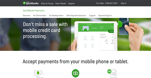 QuickBooks GoPayment Reviews: Overview, Pricing and Features