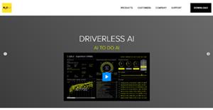 Logo of H2O Driverless AI