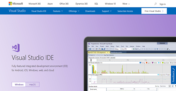 Visual Studio IDE Reviews: Overview, Pricing and Features