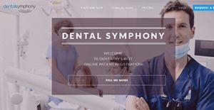 Logo of Dental Symphony
