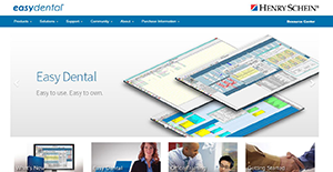 Logo of Easy Dental