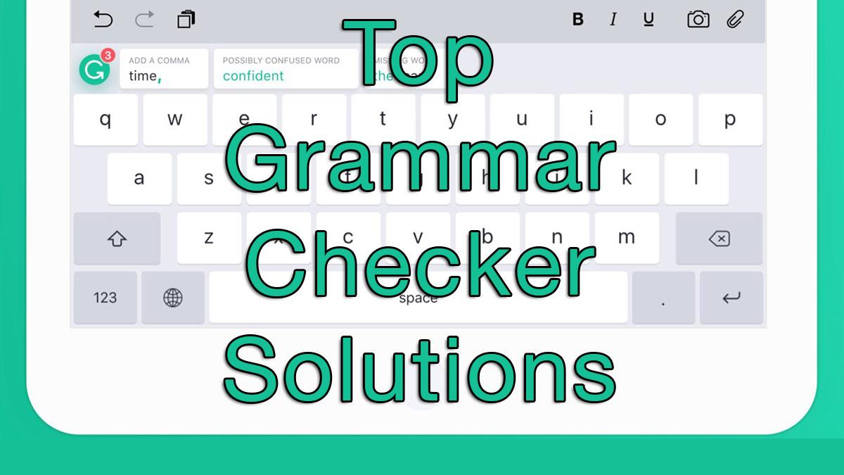20 Best Grammar Checker Software Solutions for 2018 - Financesonline.com