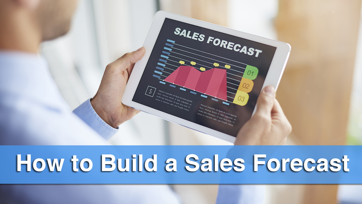 How To Build A Sales Forecast With Templates Examples And