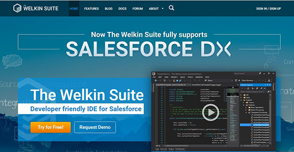 The Welkin Suite IDE Reviews: Overview, Pricing and Features