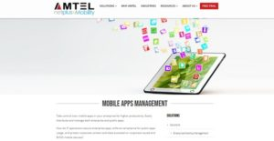 Amtel MDM Solution - Financesonline com