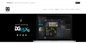 Logo of DGLux5