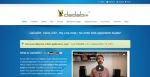 Logo of DaDaBIK