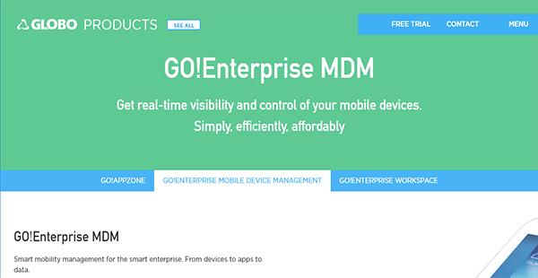 GO!Enterprise MDM Reviews: Overview, Pricing and Features