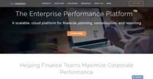Logo of Host Analytics Planning