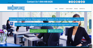 Logo of ImmiCompliance