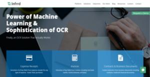 Logo of Infrrd OCR