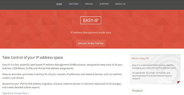 Easy-IP Reviews: Overview, Pricing and Features
