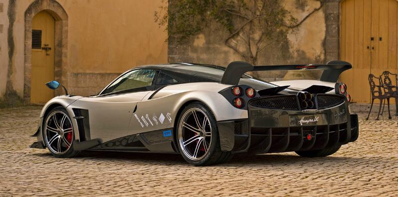 10 Most Expensive Supercars Of 2014 Ferrari Lamborghini And