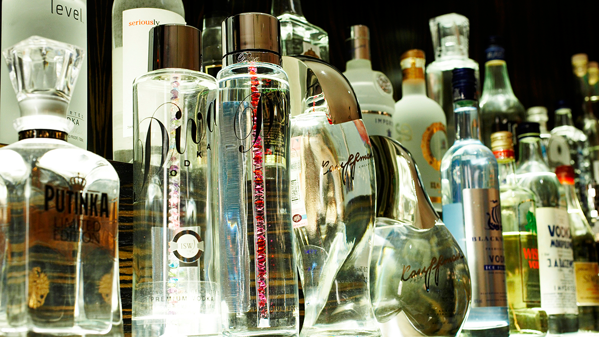 Top 10 Most Expensive Vodkas In The World: Russo-Baltique, The Eye