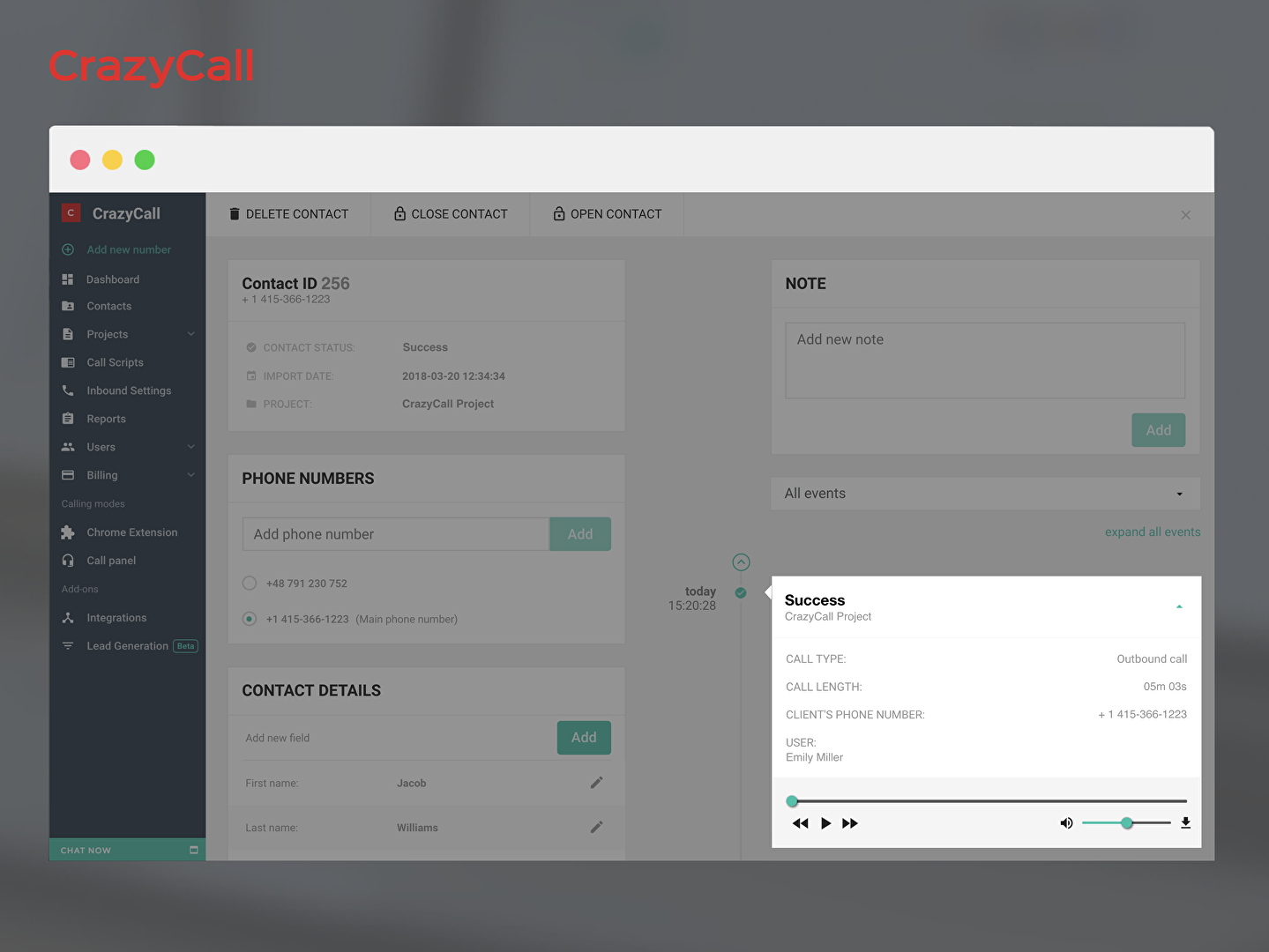 CrazyCall Reviews: Overview, Pricing and Features