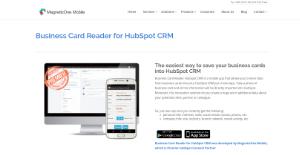 Logo of Business Card Reader for HubSpot CRM