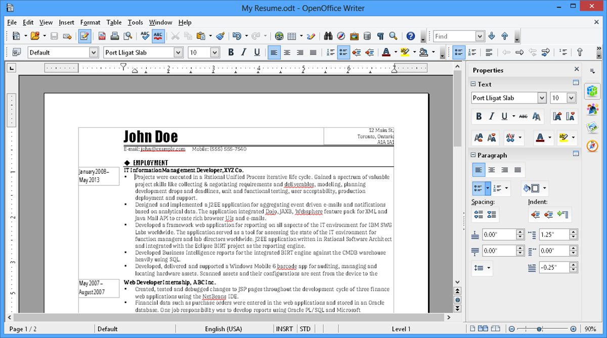 20 Best Office Software Solutions In 2018 Block Diagram Libreoffice Apache Openoffice Joins And Neooffice As One Of The Major Successors To Openofficeorg Its Also A Hybrid Having Been Designated Heir