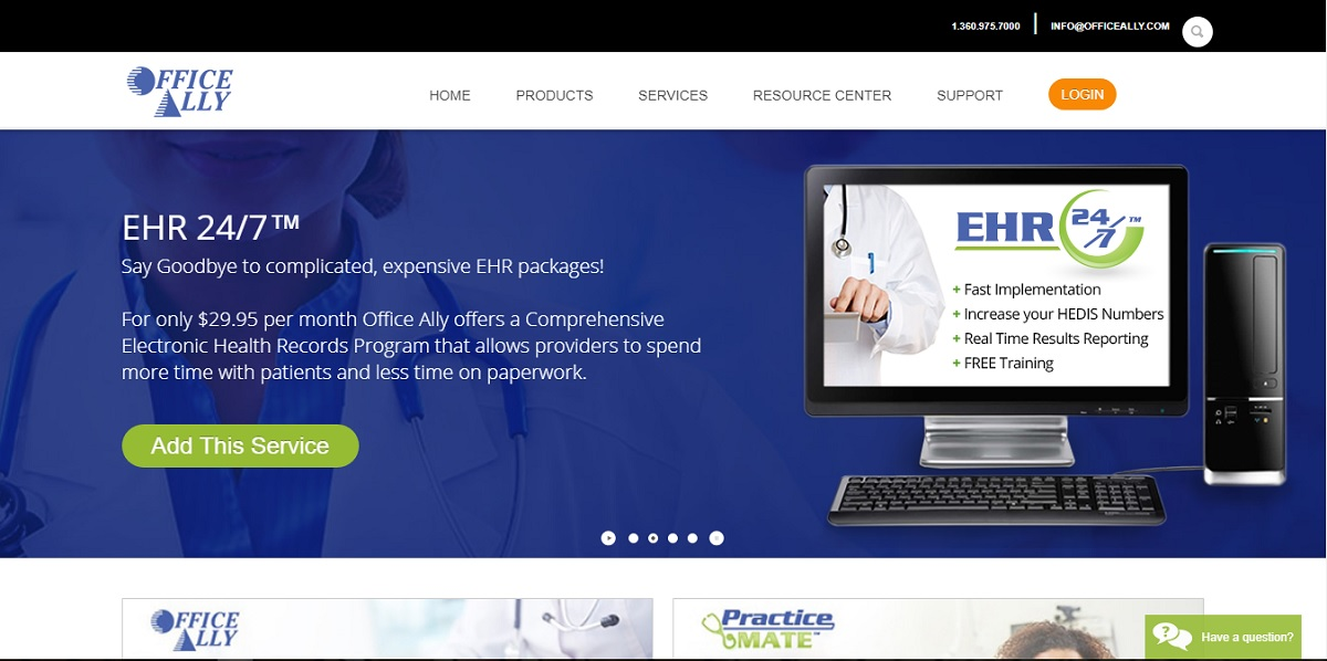 List Of Top 30 Emr Software Companies For Electronic