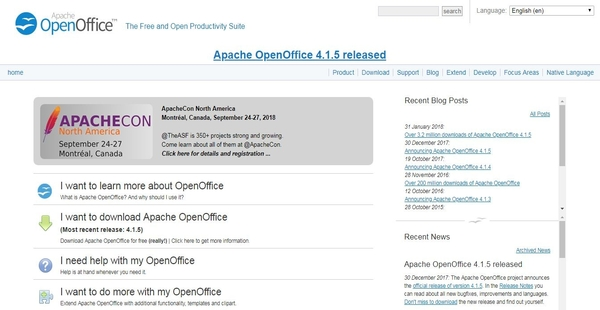 Apache OpenOffice Reviews: Overview, Pricing and Features