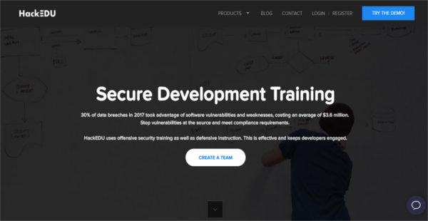 HackEDU Secure Development Training Reviews: Overview