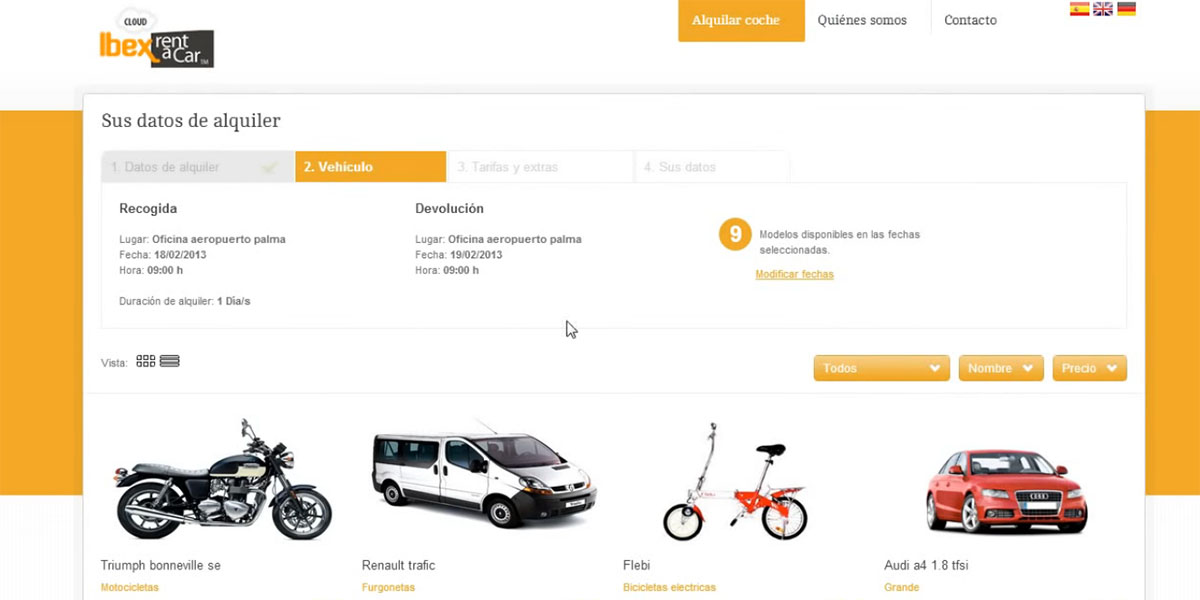 20 Best Car Rental Software Solutions in 2019: Key Features