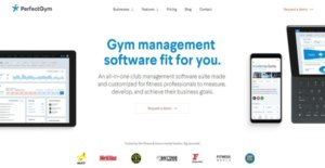 Logo of Perfect Gym