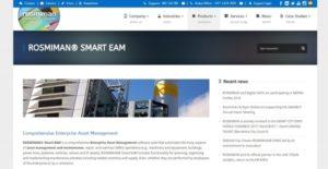 Logo of Rosmiman Smart EAM