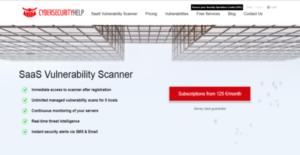 Logo of SaaS Vulnerability Scanner