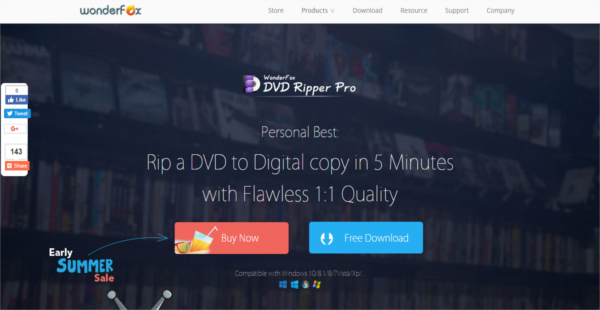 WonderFox DVD Ripper Pro Reviews: Overview, Pricing and Features