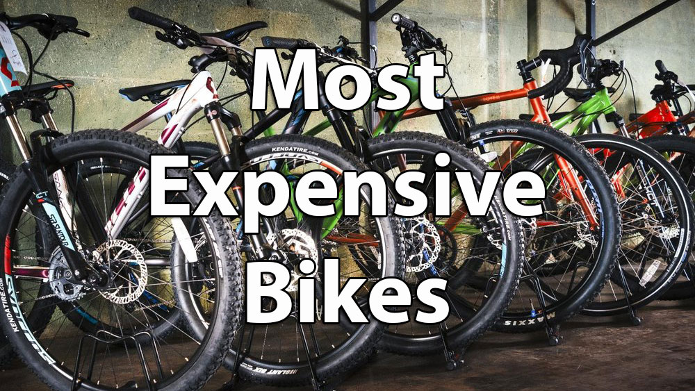 The World's 10 Most Expensive Bikes: Cycling With Style
