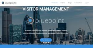 Logo of BluePoint