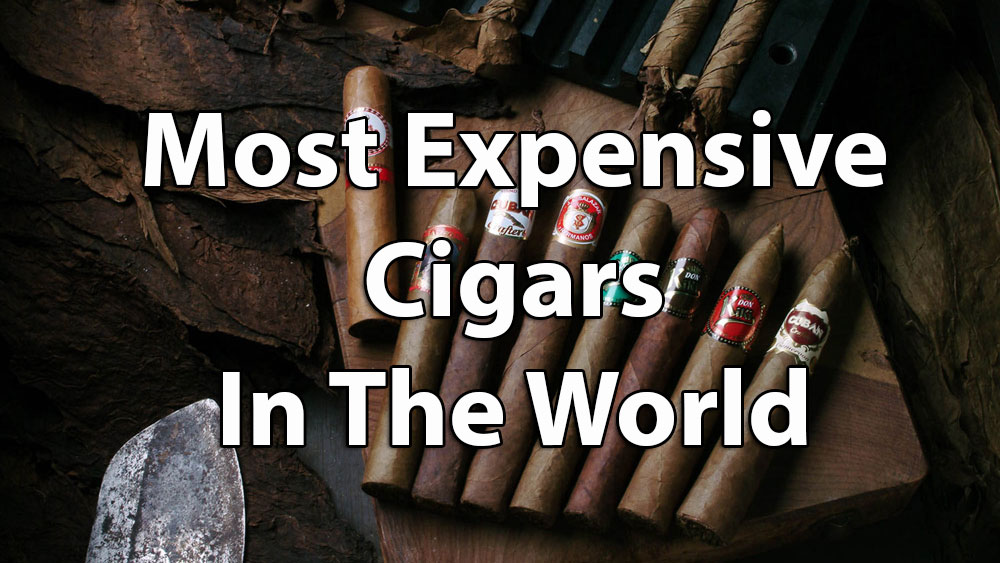 The Most Expensive Cigars In The World From Cuban Smoke To Gurkha - Creating a invoice tobacco online store