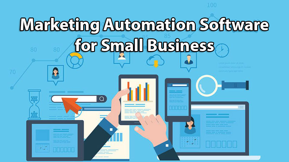 marketing software for small business