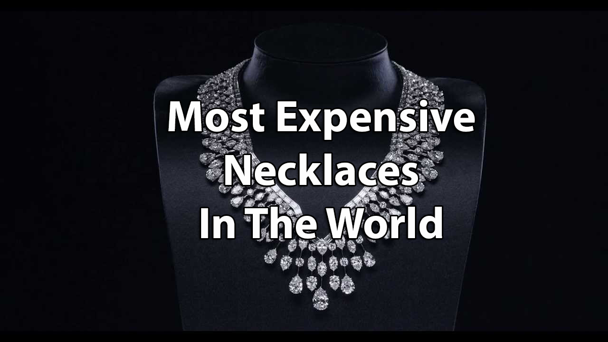 26 of the most expensive things in the world