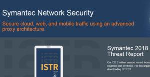 Logo of Symantec Web & Cloud Security