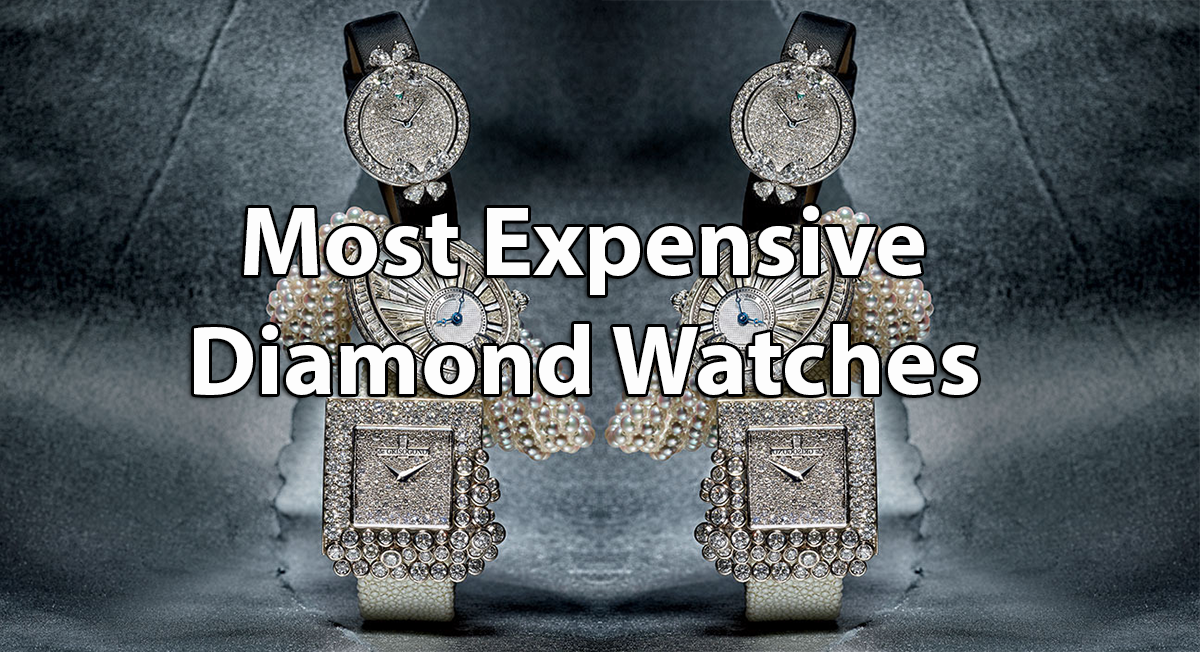 f076644c275e 10 Really Expensive Diamond-Crusted Watches - Financesonline.com