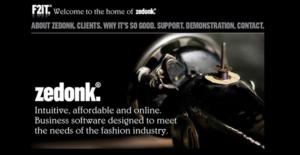 Logo of Zedonk Software
