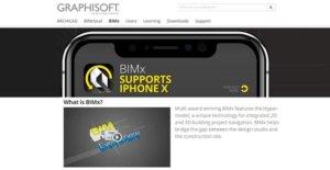 Logo of BIMx